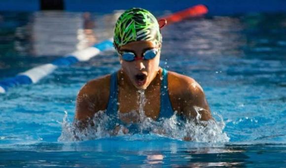 Micaela sueña con llegar a los Juegos Olímpicos.