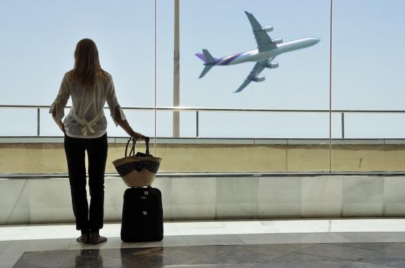 Sistema: permitirá enviar mensajes para saber el lugar donde está la valija. Foto: Shutterstock