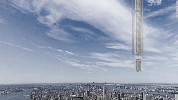 Analemma Tower es un ejemplo de un edificio de uso mixto que incorpora estrategias de diseño planetario.