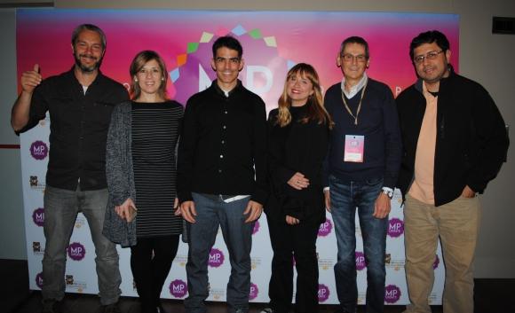 Diego Ruete, Giselle Della Mea, Martín Herrera, Victoria Suárez Araujo, Daniel Colombo, Favio Chavez.