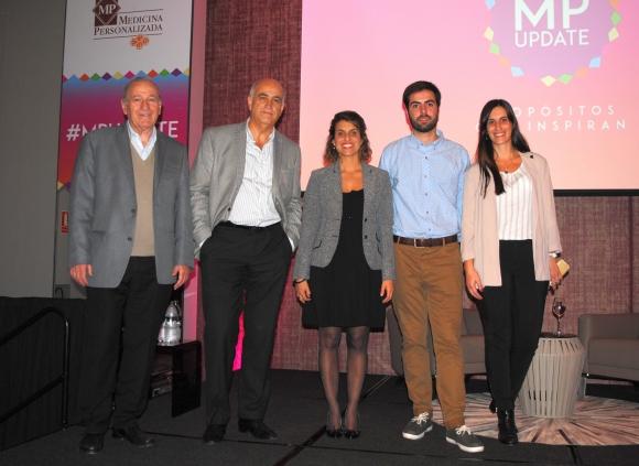 Luis Tamborindeguy, Jorge Gerez, Amorina Baggi, Juan Manuel Parodi, Bethania Morisio.