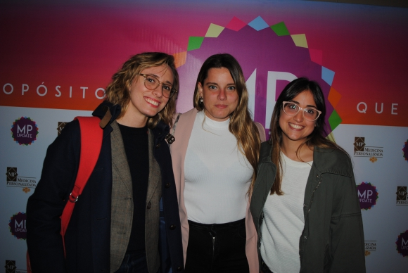 Agustina Zuasnábar, Lucía Bienkowski, Sofía Rivero.
