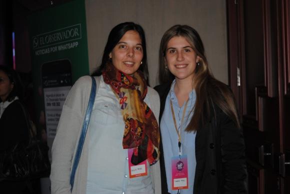 Paula Pose, Florencia Facal.