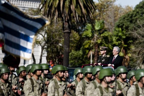 206° aniversario del Ejército. Foto: Fernando Ponzetto