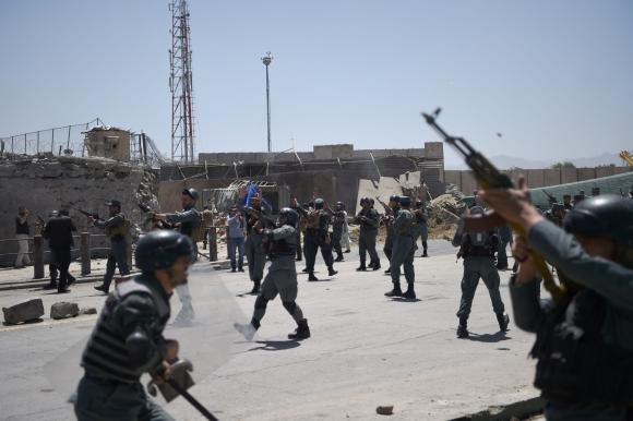 Afganistan. Foto: AFP