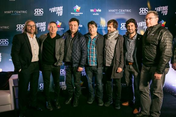 Carlos Scheck, Adrián Suar, Marcos Carnevale, Carlos Vera, Pablo Sahores, Martín Rupenian, Juan Pablo Galli.