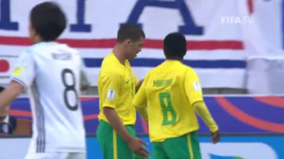 Match 07- South Africa v. Japan - FIFA U-20 World Cup 2017