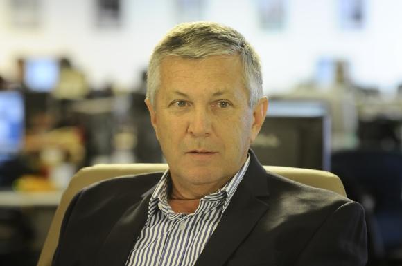 Marcos Guigou, agrónomo.