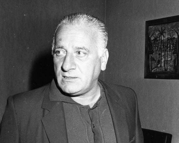 Daniel Marsicano, expresidente del Club Atlético Progreso. Foto: archivo El País