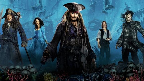 Piratas del Caribe. Foto: DIfusión