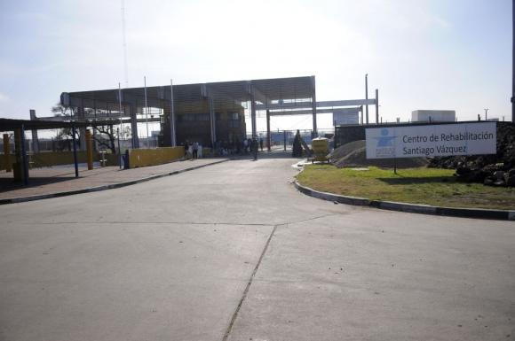 Centro de Rehabilitación Santiago Vázquez (ex Comcar). Foto: Archivo de El País