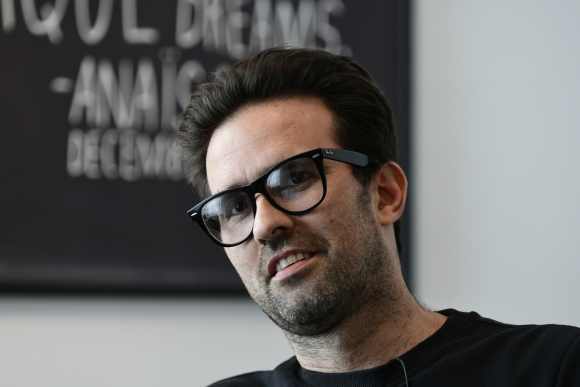 Juan Ciapessoni, cofundador y Chief Creative Officer de The Electric Factory Group