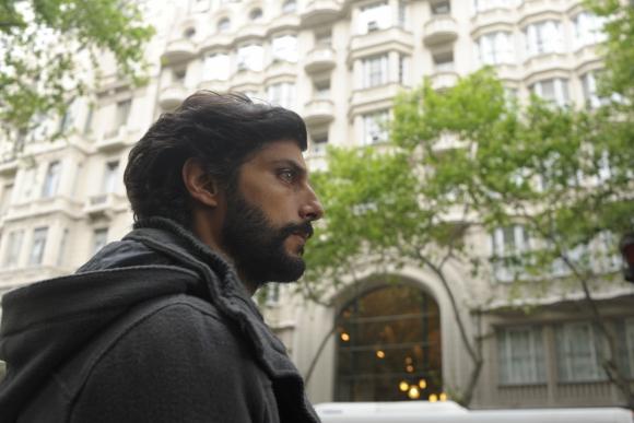 La ciudad de Buenos Aires y su arquitectura es un personaje más de la historia.