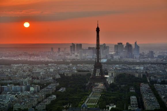 Ciudad: la belleza de París y el Sena es atracción mundial. Foto: Pixabay