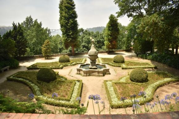 Jardines Palacio de Cristal en Oporto.  Foto: Mariana Malek