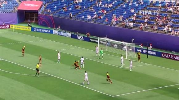 Match 03  Venezuela v. Germany - FIFA U-20 World Cup 2017