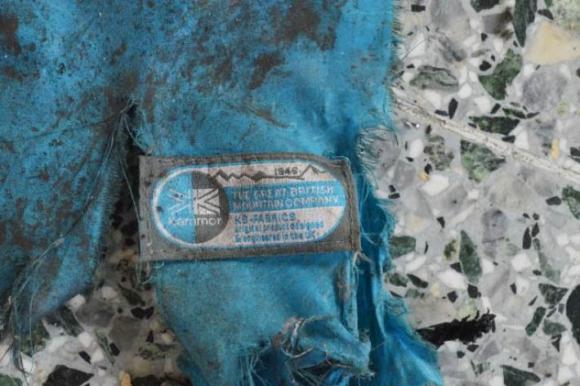 Elementos de la bomba que la policía encontró en la escena del crimen. Foto: AFP