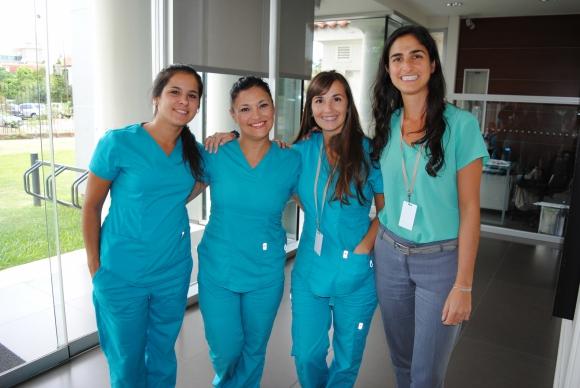 Giannina Quitadamo, MarÍa MartÍnez, Katherin Acosta, Valentina Aversa.
