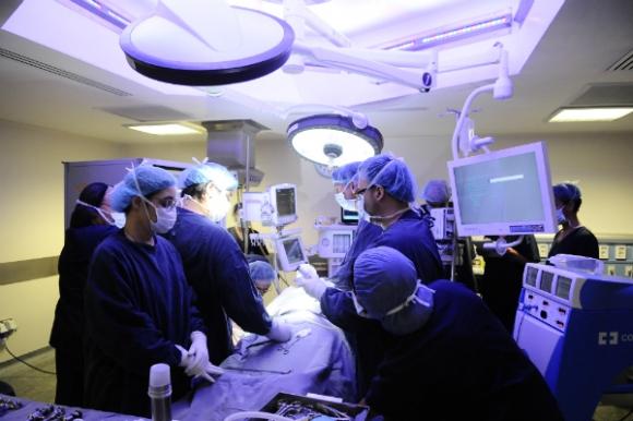 Se realizan entre 140.000 y 160.000 anestesias en block quirúrgico al año.