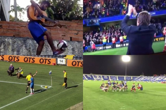 La roja al línea, fútbol al límite, el reconocimiento de Conte y más