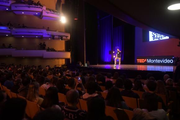 Sodre. El Auditorio fue escenario el pasado domingo 18 de las charlas TEDx. (Foto: Francisco Flores)