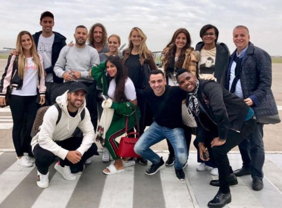Foto: Instagram Carles Puyol