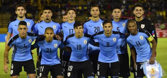 Selección uruguaya Sub 20