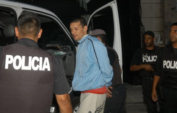 """La banda del """"Betito"""" lideraba la venta de drogas en Cerro Norte. Foto. Archivo El País"""