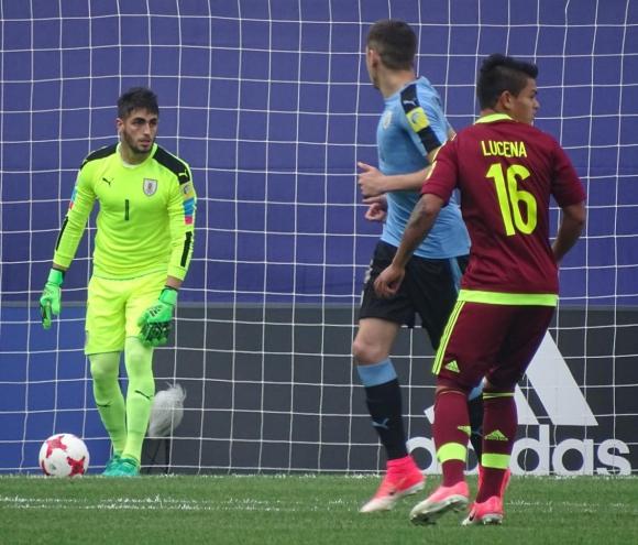 Uruguay y Venezuela por semifinales del Mundial Sub 20, Foto: AUF