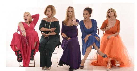 Integra<b>Menopausia Show</b> junto a María Carámbula, Divina Gloria, Marta González y María Valenzuela.Se presenta en el Teatro Metro de Montevideo hoy a las 20.30 horas.