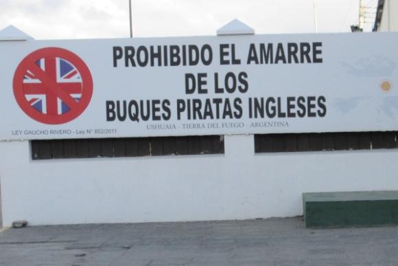 Puerto de Ushuaia. Foto: Andrés López Reilly.