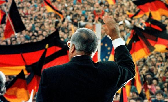 Helmut Kohl. Foto: Reuters