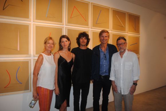 Silvia Arrozes, Martina Quesada, Azul Caverna, Francho Bosch, Renato Rita.