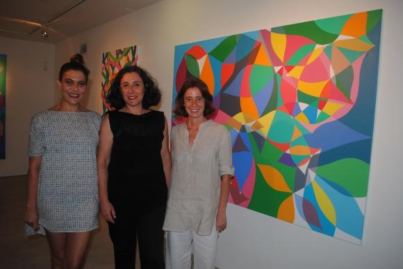 Judy Werthein, Graciela Hasper, Nieves Vázquez.