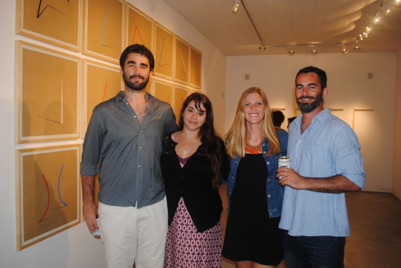 Leandro Pérez, Ximena López Bancalari, Florencia Kacprzyñski, Joaquín Oliver.