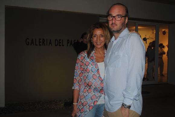 Mirta Guzmán, Felipe Soubhia.