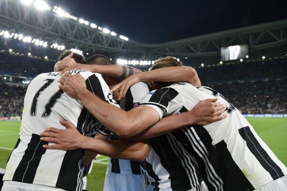 Juventus venció a Mónaco por 4-1 en el global y se metió en la final. Foto: AFP