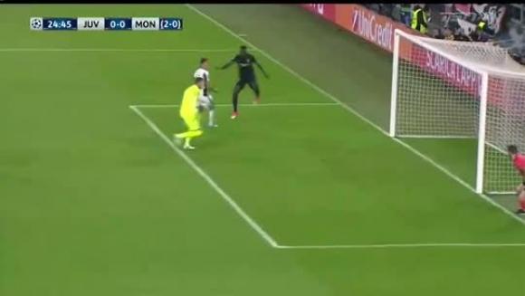 Juventus 2-1 Mónaco - Champions League