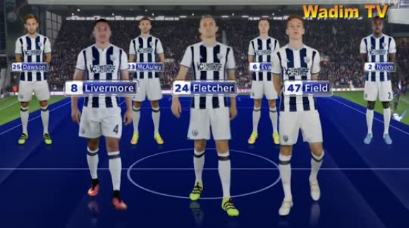 West Bromwich Albion vs Chelsea 0-1 ALL GOALS  HIGHLIGHTS 12052017 [HD]