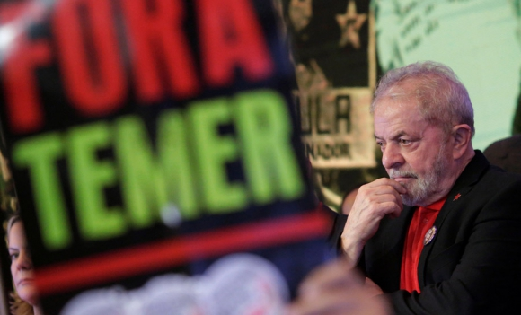 Luiz Inacio Lula Da Silva. Foto: Reuters