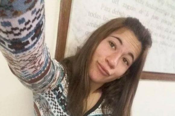 Romina Ballardo falta de su hogar desde el 4 de agosto. Foto: Facebook.