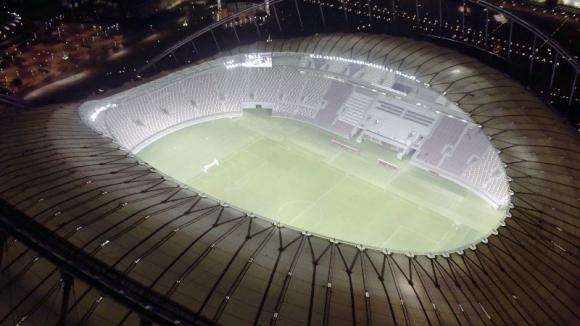 Será la sede de los partidos del Mundial 2022 hasta los cuartos de final. Foto: Reuters