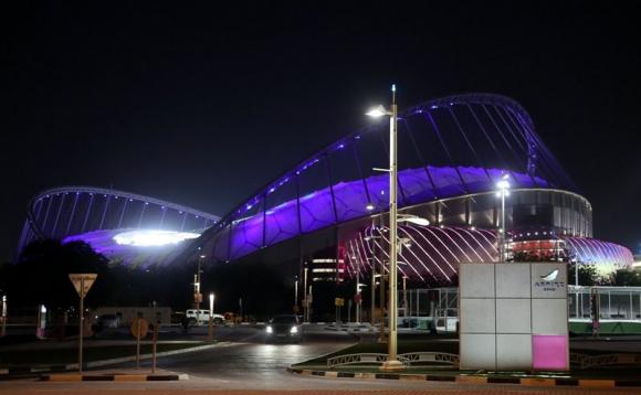 Será utilizado en la final de la Copa Emir entre el Al Rayyan y Al Sadd. Foto: Reuters