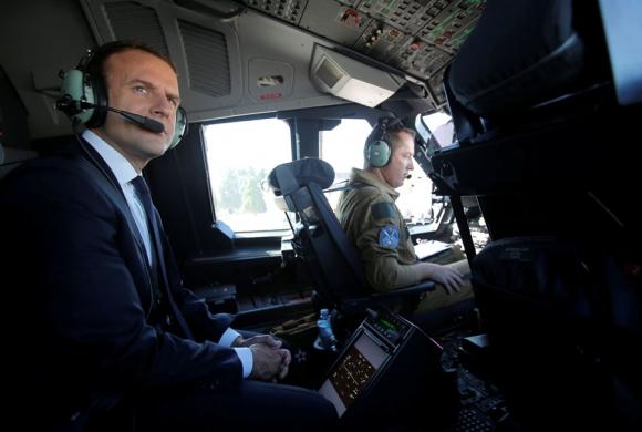 El presidente Macron controlará una bancada de 350 diputados de un total de 577. Foto: Reuters