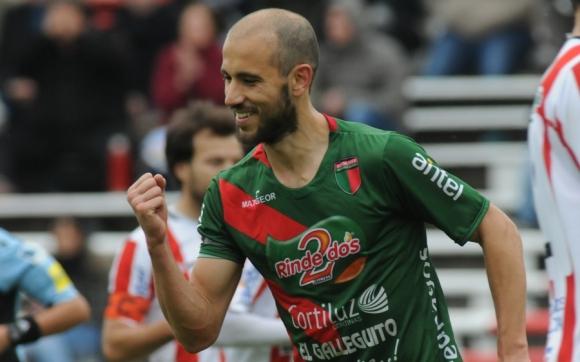 Goleador. Con siete goles, Federico Rodríguez es el máximo anotador. Foto: Francisco Flores