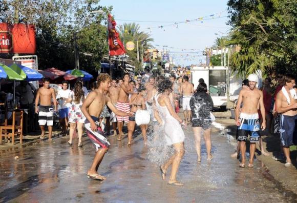 Carnaval de La Pedrera. Foto: Ricardo Figueredo