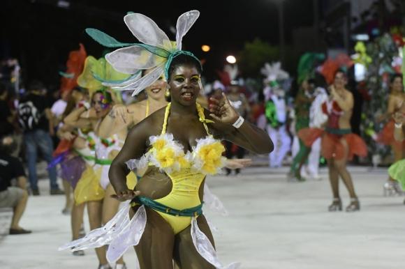 Desfile de Llamadas 2017. Foto: Marcelo Bonjour