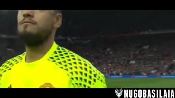 Manchester U. 1-1 Celta de Vigo - Europa League