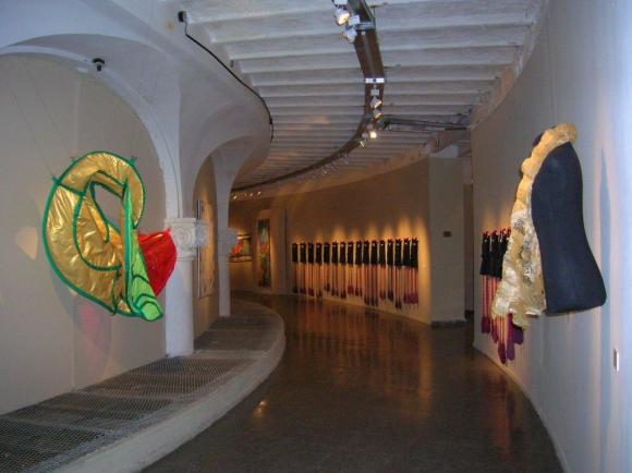 Uruguay será sede de la Bienal Internacional de Arte Textil