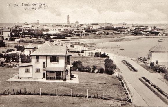 Punta del Este. Foto: Archivo Diego Fischer
